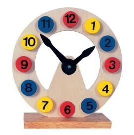 Часы-пазл Bino арт. 84050