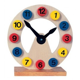 Годинник-пазл Bino арт. 84050