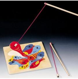 Магнітна гра Риболовля Bino арт. 82737