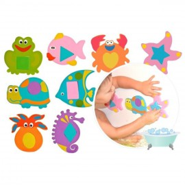 Аква-пазли для ванної Bath'n Puzzles KinderenOK