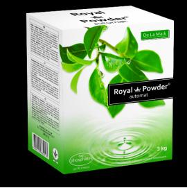 Концентрированный бесфосфатный стиральный порошок  «Royal Powder Universal» (3кг)