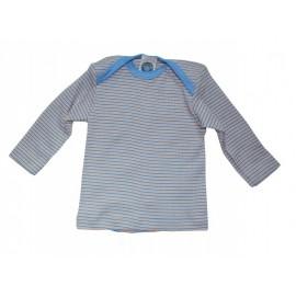 Кофточка на довгий рукав, бавовна/шерсть/шовк, кольоровий, Cosilana