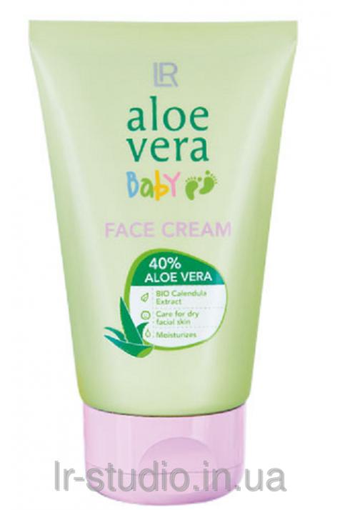 Aloe Vera Baby Крем для лица( Детский крем для лица)
