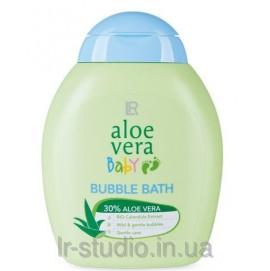 Aloe Vera Baby Детская пена для ванны