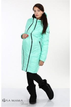 Куртка зимняя для беременных Юла Мама Kristin арт. OW-46.064